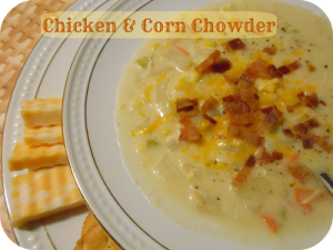 chicken and corn chowder PM 001