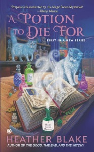 Review - A Potion to Die For by Heather Blake